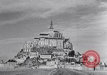 Image of Mont-Saint-Michel Normandy France, 1931, second 7 stock footage video 65675031148