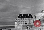 Image of Mont-Saint-Michel Normandy France, 1931, second 14 stock footage video 65675031148