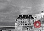 Image of Mont-Saint-Michel Normandy France, 1931, second 17 stock footage video 65675031148