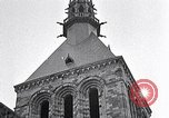Image of Mont-Saint-Michel Normandy France, 1931, second 35 stock footage video 65675031148