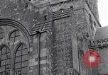 Image of Mont-Saint-Michel Normandy France, 1931, second 40 stock footage video 65675031148