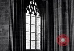 Image of Mont-Saint-Michel Normandy France, 1931, second 54 stock footage video 65675031148