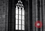 Image of Mont-Saint-Michel Normandy France, 1931, second 57 stock footage video 65675031148