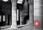 Image of Mont-Saint-Michel Normandy France, 1931, second 58 stock footage video 65675031148