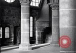 Image of Mont-Saint-Michel Normandy France, 1931, second 59 stock footage video 65675031148