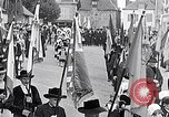 Image of Festival in Brittany Pont l'Abbe Bretagne France, 1931, second 12 stock footage video 65675031150