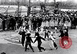 Image of Festival in Brittany Pont l'Abbe Bretagne France, 1931, second 18 stock footage video 65675031150