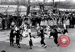Image of Festival in Brittany Pont l'Abbe Bretagne France, 1931, second 19 stock footage video 65675031150