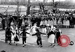 Image of Festival in Brittany Pont l'Abbe Bretagne France, 1931, second 20 stock footage video 65675031150