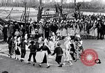 Image of Festival in Brittany Pont l'Abbe Bretagne France, 1931, second 21 stock footage video 65675031150