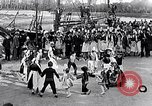 Image of Festival in Brittany Pont l'Abbe Bretagne France, 1931, second 22 stock footage video 65675031150