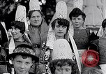 Image of Festival in Brittany Pont l'Abbe Bretagne France, 1931, second 30 stock footage video 65675031150