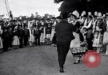 Image of Festival in Brittany Pont l'Abbe Bretagne France, 1931, second 33 stock footage video 65675031150