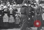 Image of Festival in Brittany Pont l'Abbe Bretagne France, 1931, second 43 stock footage video 65675031150