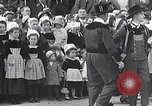 Image of Festival in Brittany Pont l'Abbe Bretagne France, 1931, second 44 stock footage video 65675031150
