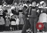 Image of Festival in Brittany Pont l'Abbe Bretagne France, 1931, second 45 stock footage video 65675031150