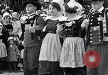Image of Festival in Brittany Pont l'Abbe Bretagne France, 1931, second 48 stock footage video 65675031150