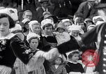 Image of Festival in Brittany Pont l'Abbe Bretagne France, 1931, second 51 stock footage video 65675031150