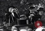 Image of Festival in Brittany Pont l'Abbe Bretagne France, 1931, second 61 stock footage video 65675031150
