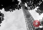 Image of parks Paris France, 1933, second 10 stock footage video 65675031154