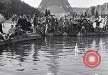 Image of parks Paris France, 1933, second 20 stock footage video 65675031154