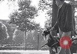 Image of parks Paris France, 1933, second 29 stock footage video 65675031154