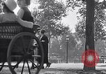 Image of parks Paris France, 1933, second 32 stock footage video 65675031154