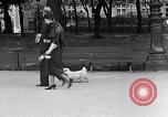 Image of parks Paris France, 1933, second 39 stock footage video 65675031154