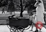 Image of parks Paris France, 1933, second 42 stock footage video 65675031154