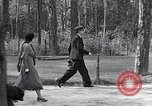Image of parks Paris France, 1933, second 51 stock footage video 65675031154