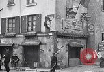 Image of cafes and culture of Paris early 1930s Paris France, 1933, second 10 stock footage video 65675031155