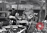 Image of cafes and culture of Paris early 1930s Paris France, 1933, second 18 stock footage video 65675031155