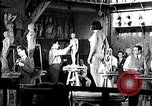 Image of cafes and culture of Paris early 1930s Paris France, 1933, second 24 stock footage video 65675031155