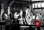 Image of cafes and culture of Paris early 1930s Paris France, 1933, second 25 stock footage video 65675031155