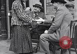 Image of cafes and culture of Paris early 1930s Paris France, 1933, second 46 stock footage video 65675031155