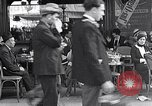 Image of cafes and culture of Paris early 1930s Paris France, 1933, second 57 stock footage video 65675031155
