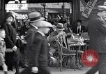 Image of cafes and culture of Paris early 1930s Paris France, 1933, second 58 stock footage video 65675031155