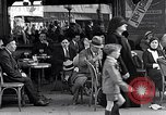 Image of cafes and culture of Paris early 1930s Paris France, 1933, second 59 stock footage video 65675031155