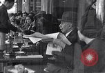 Image of cafes and culture of Paris early 1930s Paris France, 1933, second 61 stock footage video 65675031155