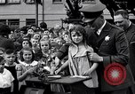 Image of Children fingerprinting United States USA, 1936, second 5 stock footage video 65675031193