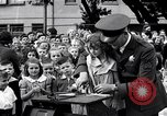 Image of Children fingerprinting United States USA, 1936, second 7 stock footage video 65675031193