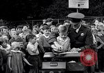 Image of Children fingerprinting United States USA, 1936, second 46 stock footage video 65675031193