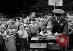 Image of Children fingerprinting United States USA, 1936, second 50 stock footage video 65675031193