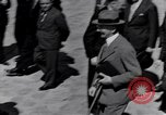 Image of French dignitary Europe, 1936, second 13 stock footage video 65675031212