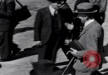 Image of French dignitary Europe, 1936, second 15 stock footage video 65675031212
