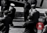Image of French dignitary Europe, 1936, second 19 stock footage video 65675031212