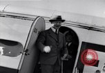 Image of French dignitary Europe, 1936, second 39 stock footage video 65675031212