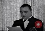 Image of John Edgar Hoover United States USA, 1937, second 4 stock footage video 65675031219