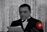 Image of John Edgar Hoover United States USA, 1937, second 9 stock footage video 65675031219