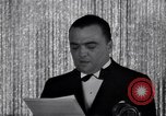 Image of John Edgar Hoover United States USA, 1937, second 20 stock footage video 65675031219